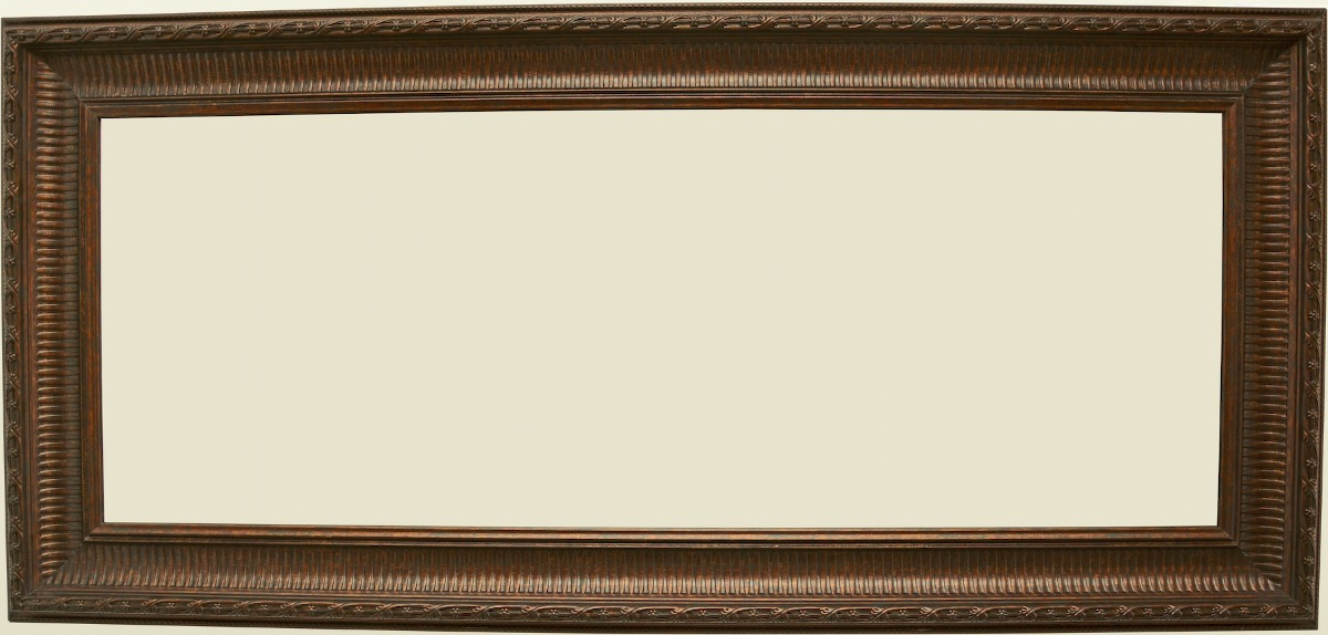 Espejo espa ol colonial 140 x 65 alta calidad elegante for Espejo 140 x 80