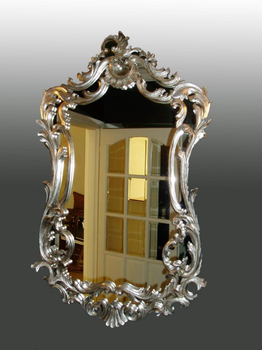 Marcos espejos antiguos marcos antiguos de madera ideal - Espejos antiguos grandes ...