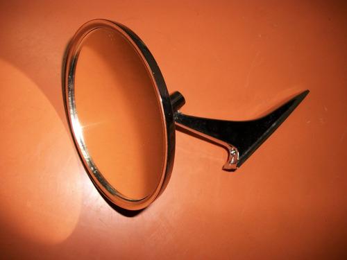 espejo exterior chevrolet chevy cromado