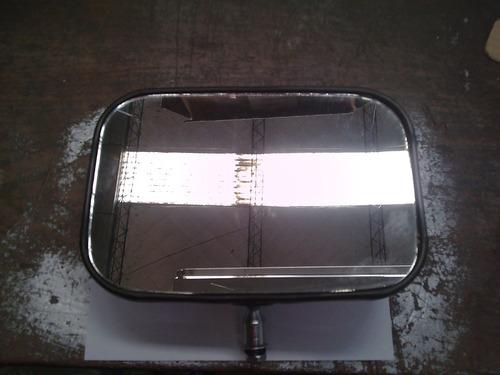 espejo exterior ford f-100 88/91 cromado sin brazo