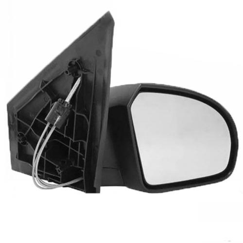 espejo exterior ford fiesta 2002 a 2011 con comando derecho