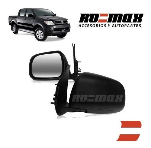 espejo exterior giving toyota hilux 2012 a 2015 manual romax