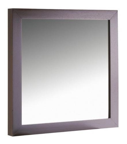 espejo ferrum fontana wengue 60 cm living baño comedor xefa