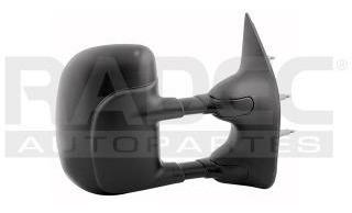 espejo ford econoline van e-350 2003-2004-2005 manual negro