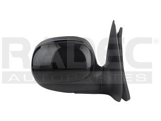 espejo ford f-250 1997-1998-1999-2000-2001-2002 manual negro