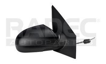 espejo ford fiesta 2003-2004-2005-2006 first c/control negro