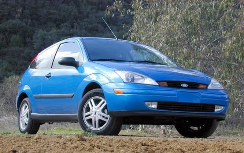Manual ford focus 2000 ghial