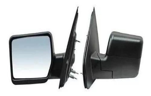 espejo ford lobo 2004-2005-2006-2007-2008 manual negro