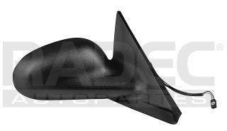 espejo ford mustang 1999-2000-2001-2002-2003-2004 elec negro