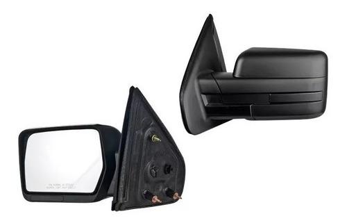 espejo ford pick up lobo 2009 al 2014 electrico