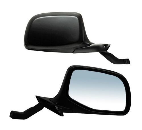 espejo ford pu 92-96 s/cont negro der