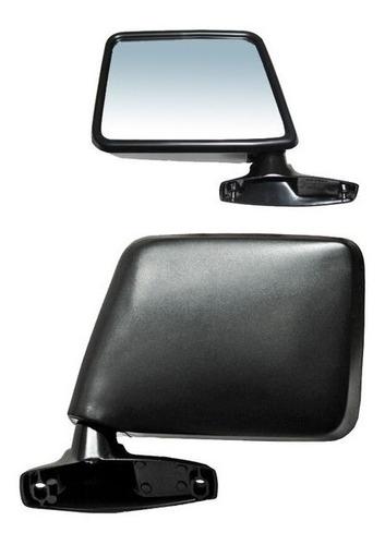 espejo ford ranger 1988-1989-1990-1991-1992 negro derecho