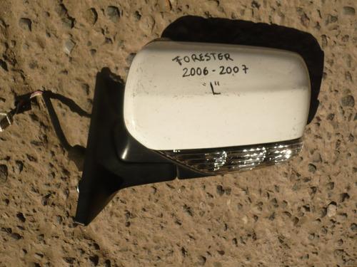 espejo forester 2006 - 2007 chofer detalles- lea descripción