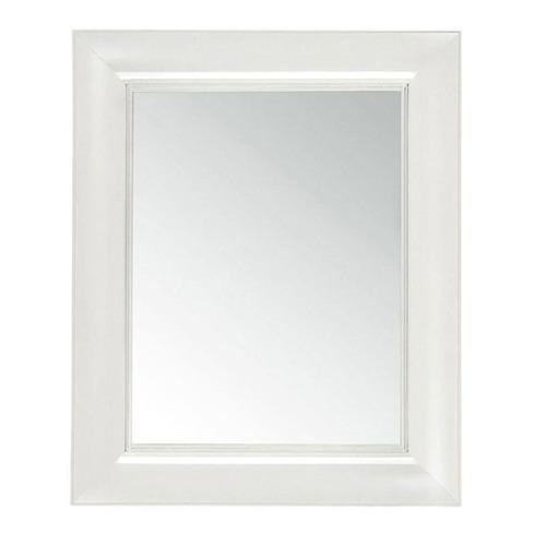 espejo francois ghost - kartell | entrega inmediata (65x79)