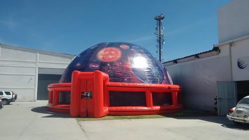 Espejo Full Dome Ojo De Pez Para Planetario Domos Moviles