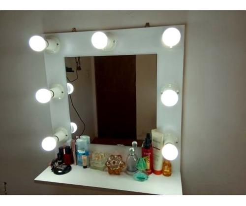 espejo hollywood! maquillaje peluqueria!