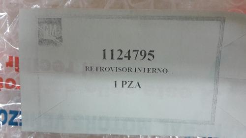 espejo interno con chevystar optra aveo gm original 1124795