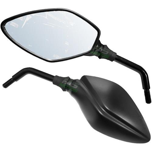 espejo izquierdo original p/ honda cb 190 twister 125 yuhmak