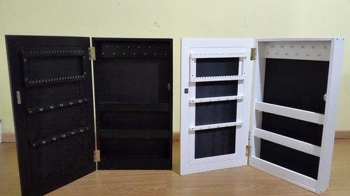 espejo joyero 70 x 40 x 11 únicos en calidad,organizador, placard para joyas,maquillaje,cremas y perfumes  todoespejos
