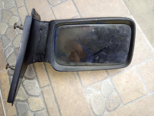 espejo lado conductor ford sierra refaccionado izquierdo