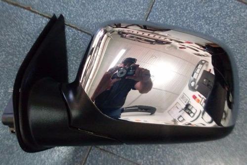 espejo lateral cromado chevrolet luv dmax manu precio c/u
