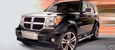 espejo lateral dodge nitro