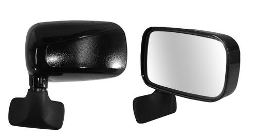 Espejo lateral universal plastico de lujo es120 for Espejo universal para moto