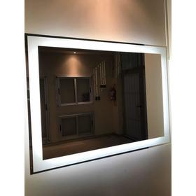 Espejo Led Recuadro Esmerilado 60 X 80 Baños Accesorios
