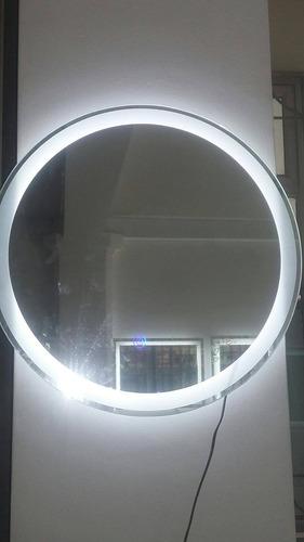 espejo led táctil bsl-led8001