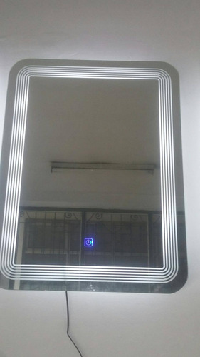 espejo led táctil bsl-led8028