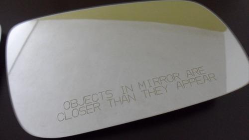 espejo lunas orijinales para el retrobisor