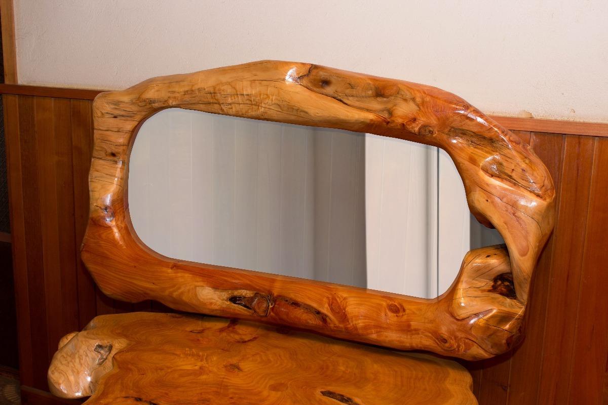 Trabajos Manuales En Madera Trendy Cool Espejo Madera Rustica - Trabajos-manuales-en-madera