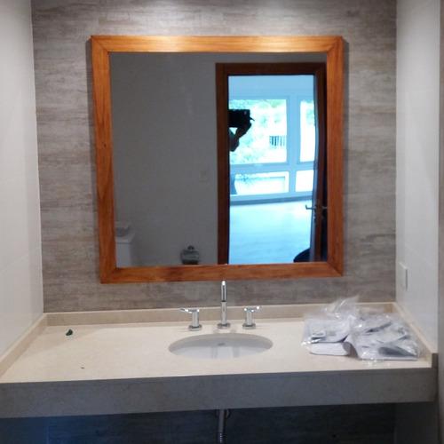 espejo marco baño deco 70x80