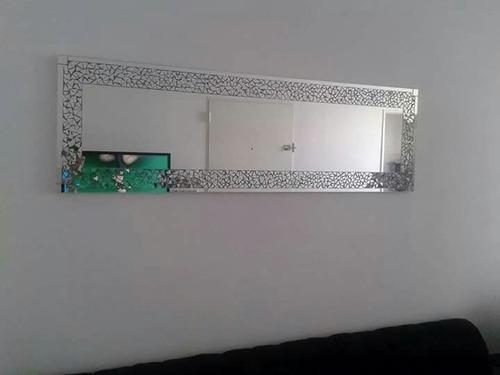 espejo marco decorativo 100 x 50