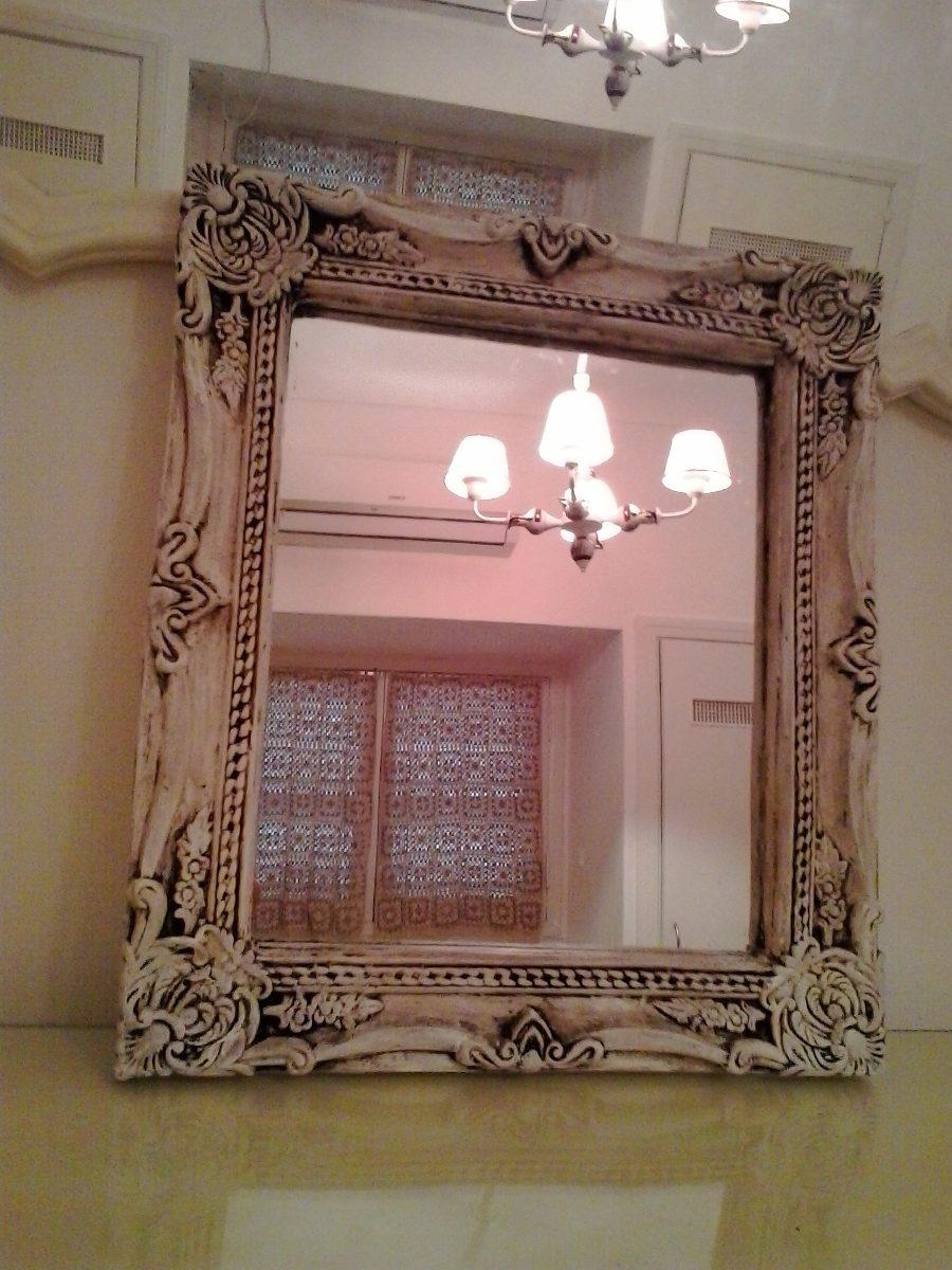 Pintar espejo blanco envejecido top perfect free free for Espejo blanco envejecido