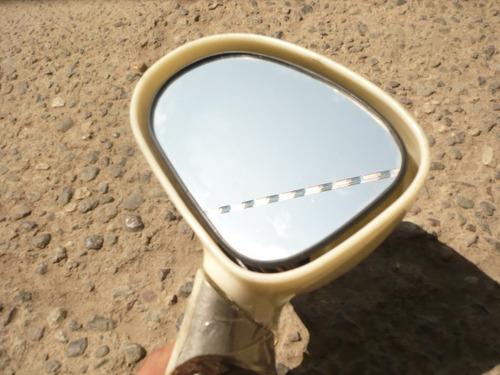 espejo matiz 2000 chofer c/detalles - lea descripción