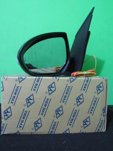 espejo mazda 2 izquierdo electrico modelo 2008 - 2013