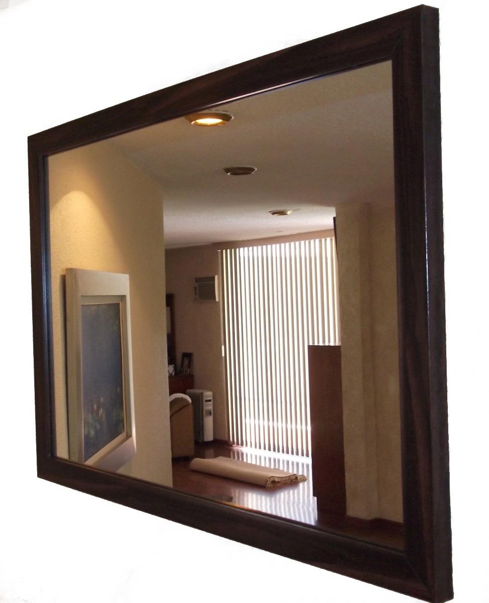 Espejo medida 45 x 65 espejo para ba o espejo decorativo for Espejos de pared madera