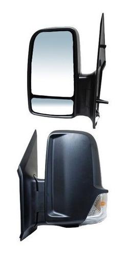 espejo mercedes benz sprinter 12-13 c/luz derecho