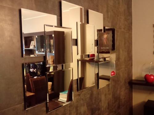 espejo moderno elegante
