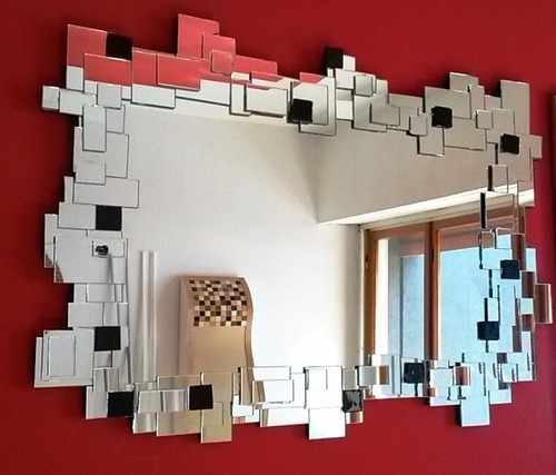 espejo modernos decorativo