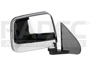 espejo nissan d22 2008-2009-2010-2011-2012 manual cromado