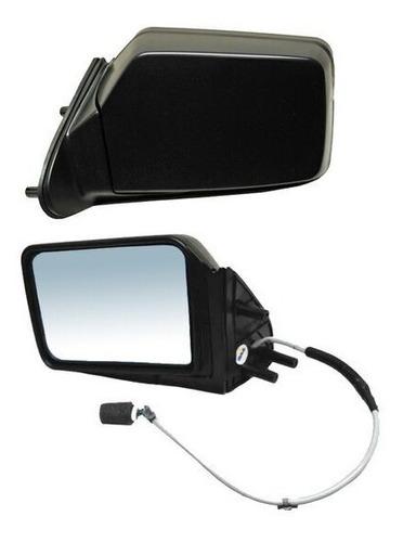 espejo nissan pathfinder 87-88-89-90-91 elec negro derecho
