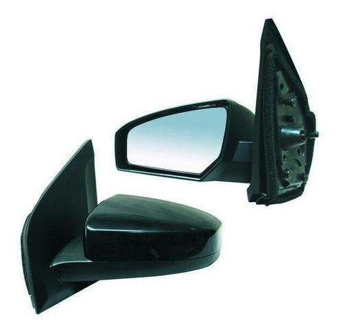 espejo nissan sentra 07-08-09-10-11-12 derecho