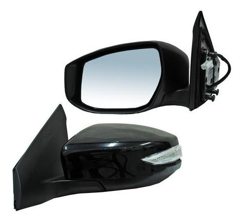 espejo nissan sentra 15-16 elect c/direc c/desem derecho