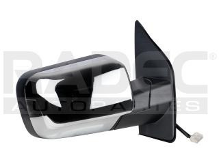 espejo nissan titan 2008-2009-2010-2011 elec c/desem cromado