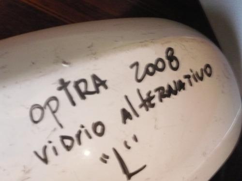 espejo optra 2008 chofer c/detalles - lea descripción