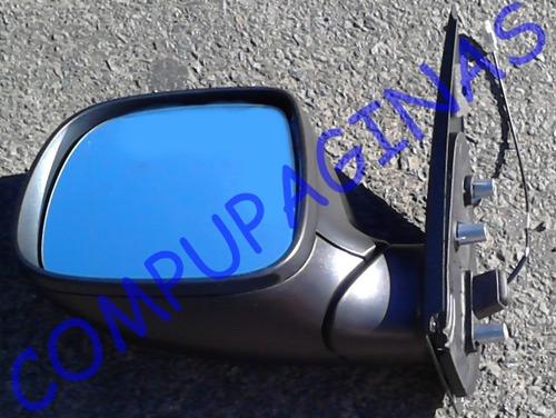 espejo original vw amarok manual am - fm texturado izquierdo