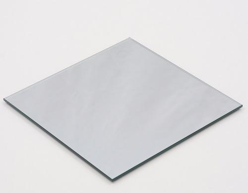 espejo p/ centro de mesa 20x20 cm. a medida. decoración