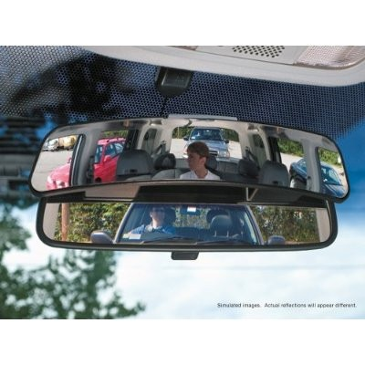 Espejo panor mico retrovisor interior elimina puntos for Espejo retrovisor interior